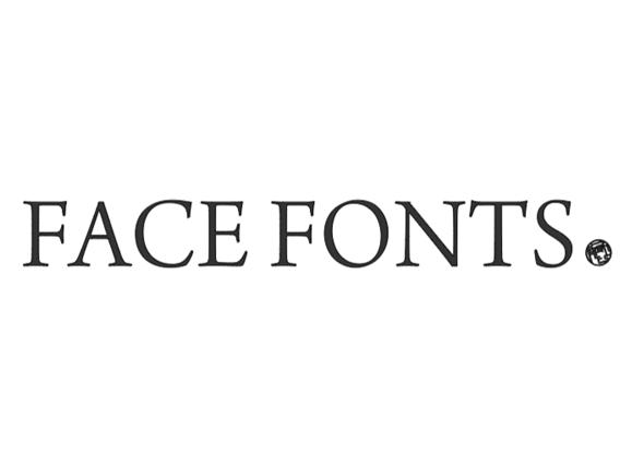 フェイスフォント(Face Fonts)